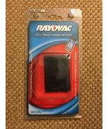 NIB - RAYOVAC Cell/Smart Phone Battery (3.6V 1300mAh) - $27.99