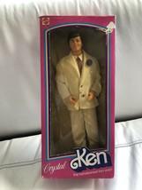 1983 Vintage Mattel Crystal Ken Doll - $39.59