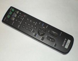 OEM GENUINE Sony RM-Y169 TV Remote - TESTED - DD-1254 - $8.32
