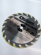"Oldham B7254520 Fast Cutting Saw Blade 7.5""  - $2.85"