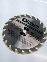 """Oldham B7254520 Fast Cutting Saw Blade 7.5""""  - $2.85"""