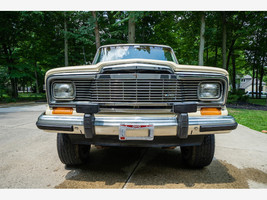 1984 Jeep Grand Wagoneer For Sale In Lewis Center, OH 43035 image 8