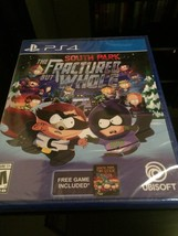 Brand New/Sealed -PS4 South Park: The Fractured But Whole - $30.00