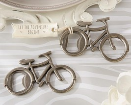 inch Lets Go On an Adventure inch  Bicycle Bottle Opener  - $5.99