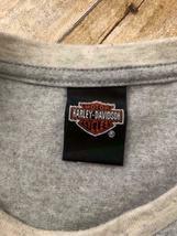 Harley Davidson Valley Harley Davidson Stockton California Made in USA Size L image 5
