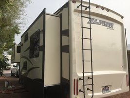 2015 Keystone Alpine 3010RE FOR SALE IN Congress, AZ 85332 image 4