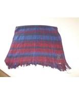 $68.00 Lauren Ralph Lauren Bouclé Soft Ombré Blanket Scarf, Port/ black/... - $27.08