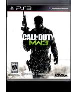 Playstation 3 - Call of Duty MW3 - $10.00