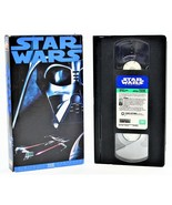 Star Wars A New Hope (VHS, 1995) Mark Hamill Harrison Ford Carrie Fisher - $8.90