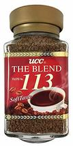UCC The Blend Coffee 100g per Jar (Blend 113 (Soft), 1 Jar) - $20.77