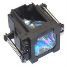 JVC TS-CL110UAA TV Assembly Cage with High Quality Projector bulb - $106.00