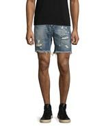One Teaspoon Mr. Blacks Denim Shorts in Blue Buoy, Size 30, MSRP $128 - $59.39