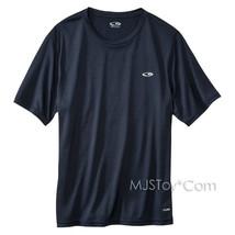 NWT C9 by Champion Men's Advanced Duo Dry Endurance Tee Training T-Shirt Navy S - $14.99