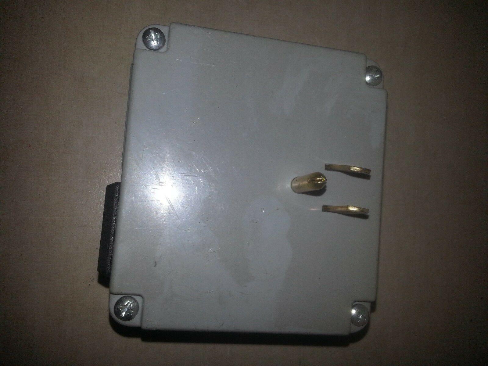 Balboa 99601 Electronic Control Sensing Box No Button 120v 15A SC Control  image 3