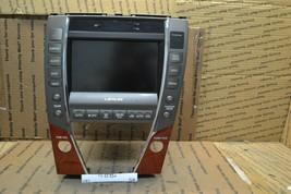 07-09 Lexus ES350 Stereo Radio Unit 8643033010 Module 328-11e7 - $308.54