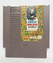 NES ~ Great Waldo Search - (Nintendo) - Cartridge ONLY - $17.09