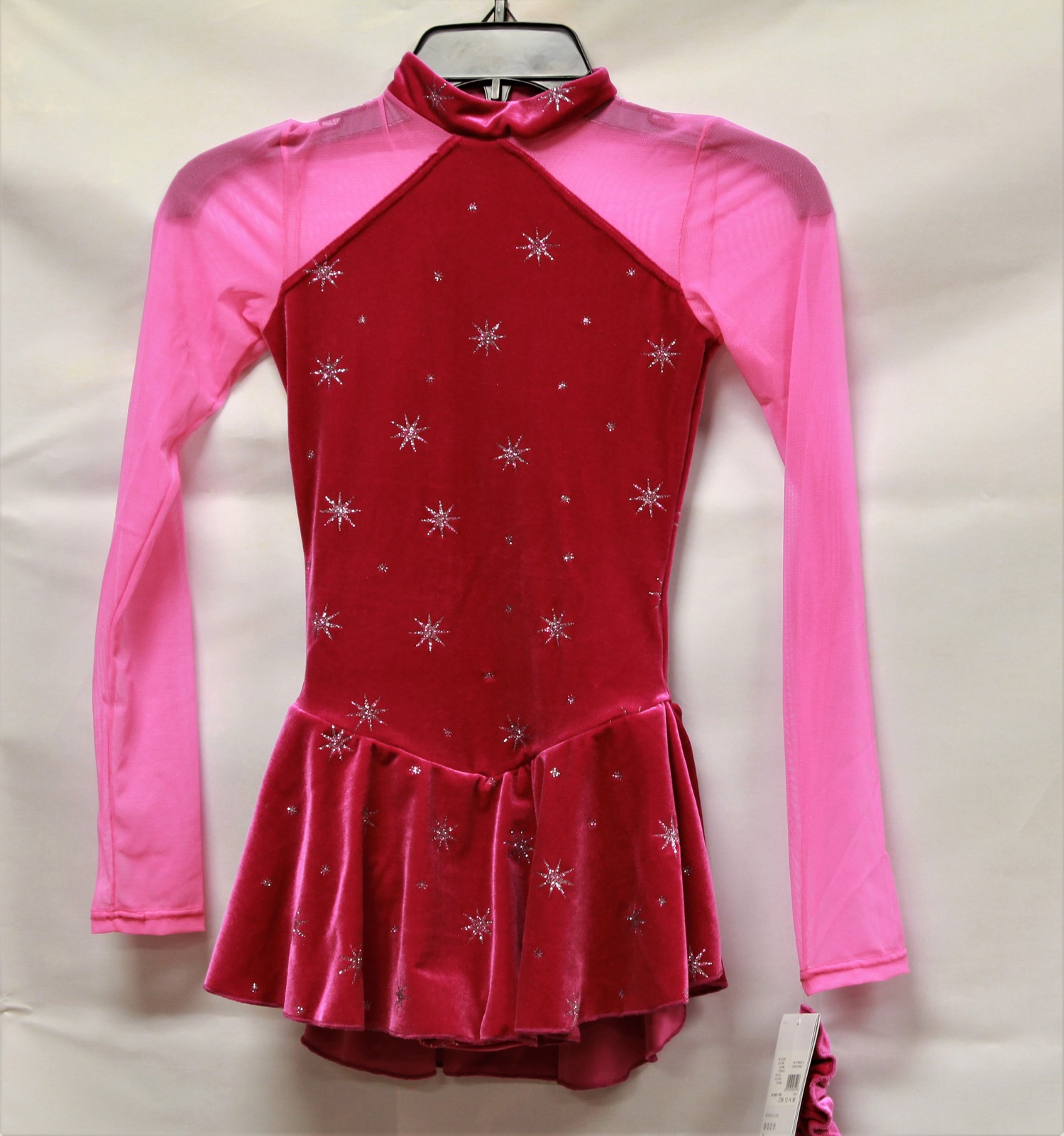 Primary image for Mondor Model 2764 Girls Skating Dress - North Star Child 10-12