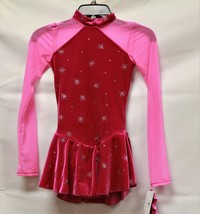 Mondor Model 2764 Girls Skating Dress - North Star Child 10-12 - $95.00