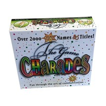 The Game Charades Action Game - $27.77
