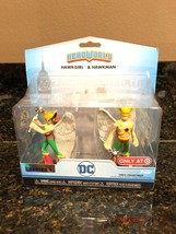Funko DC Comics HeroWorld - Target Exclusive Only, Series 1 Hawkgirl and... - $14.49