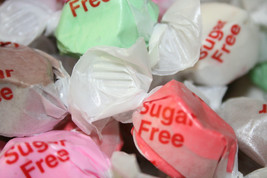 SWEETS SUGAR FREE SALT WATER TAFFY ASSORTED, 3LBS - $34.01