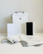 Authentic Apple iPhone EMPTY Boxes, Apple Paper and Plastic Bags for Rep... - $29.69