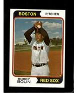1974 TOPPS #427 BOBBY BOLIN EX RED SOX SET BREAK  *AA1077 - $0.99