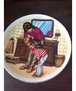 Special Moments Avon Porcelain Plate by Tom Newsom -- A New Tooth -- Mother's Da - $9.99