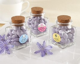 inch Petite Treat inch  Square Glass Favor Jar - Baby (Set of 12) (Available Pe - $24.99