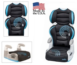 Baby Car Seat Cup Holders Energy Absorbing Foam 6 Position Height Adjust... - $49.95