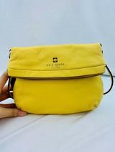 NWT Kate Spade Dorian Small Grant Park Crossbody Lemonsouf/Yellow WKRU1710 - $69.99