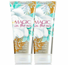BATH & BODY WORKS Magic In The Air 8.0 Ounces Body Cream Duo Set - $26.58