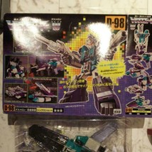 Takara Transformers Destron D-98 Six Tir Action Figurine Réimpression Ut... - $246.09