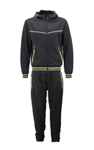 Men's Athletic Sport Casual Running Jogging Gym Slim Fit Sweat Tracksuit Gym Set image 6