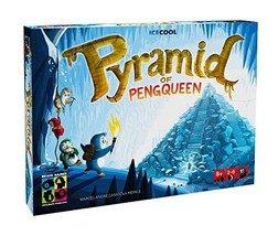 BRAIN GAMES 4751010190682 Pyramid of Peng Queen Board Game - $26.99