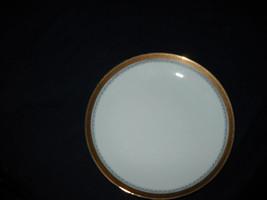 Jahre  BAREUTHER Waldsassen bread plates -GOLD TRIM - $19.99
