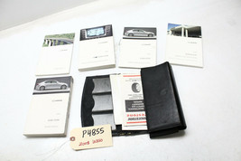 2008 LEXUS IS250 IS350 OWNERS OPERATOR MANUAL BOOKS AND CASE P4855 - $48.99