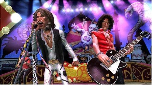 Guitar Hero Aerosmith, Playstation 3, PS3, (BLUS-30133B)(0047875953352)