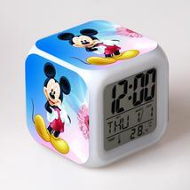 Mickey Mouse Movie #18 Led Alarm Clock Figures LED Alarm Clock - $25.00