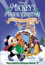 Mickey's Magical Christmas - Snowed in at the House of Mouse DVD