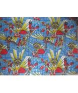 1994 Superhuman Samurai Syber Squad Twin Comforter RARE - $148.49