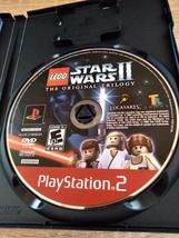 Sony PS2 LEGO Star Wars II: The Original Trilogy image 3
