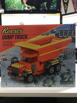Reese's Unbranded Lego 271 Piece Dump Truck Set Hershey PA New Age 5+ - $72.71