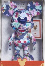 Disney Year of The Mouse Collector Plush - Floral Mickey Mouse Fast Ship... - $48.51