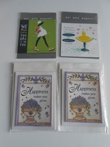 Decorative Magnets 3 Choices : Happiness,  Pregnancy Expecting Mom, Coco... - $5.09