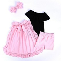 Toddler Girls Clothing Sets 2019 Summer Girls Clothes T-shirt+Pants Outfits - $20.00+