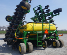 2009 JOHN DEERE 1990CCS For Sale In Thompsonville, IL 62890 image 3