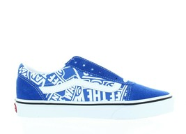 Men's Vans Ward VN0A38DMV0Z (Otw Repeat) Princess BLUE/WHITE Ds Brand New - $44.95