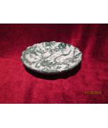"Spode Provincial garden green 6 3/4"" fluted dish / bowl - $14.80"