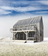 "House plan ""BarnHouse"" - $60.00"